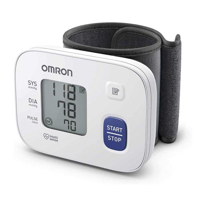 Omron RS2 Tensiomètre de poignet - PhysioSupplies